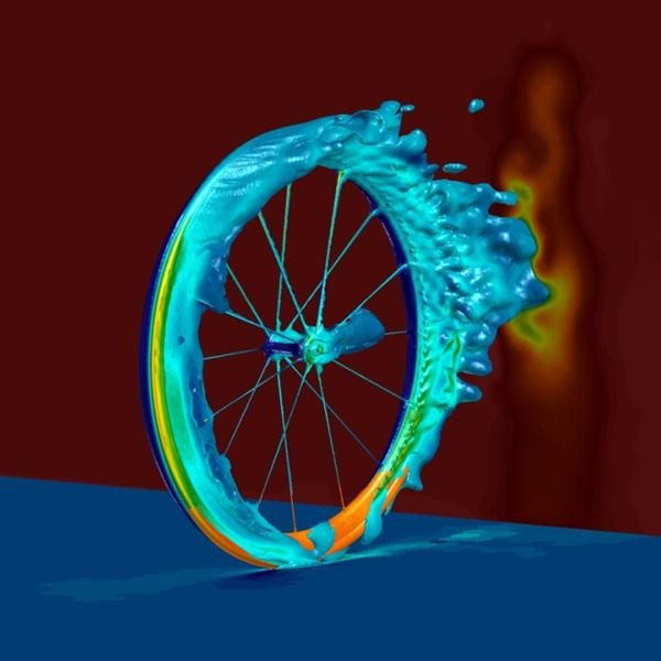 Tire Pressure and Aerodynamics