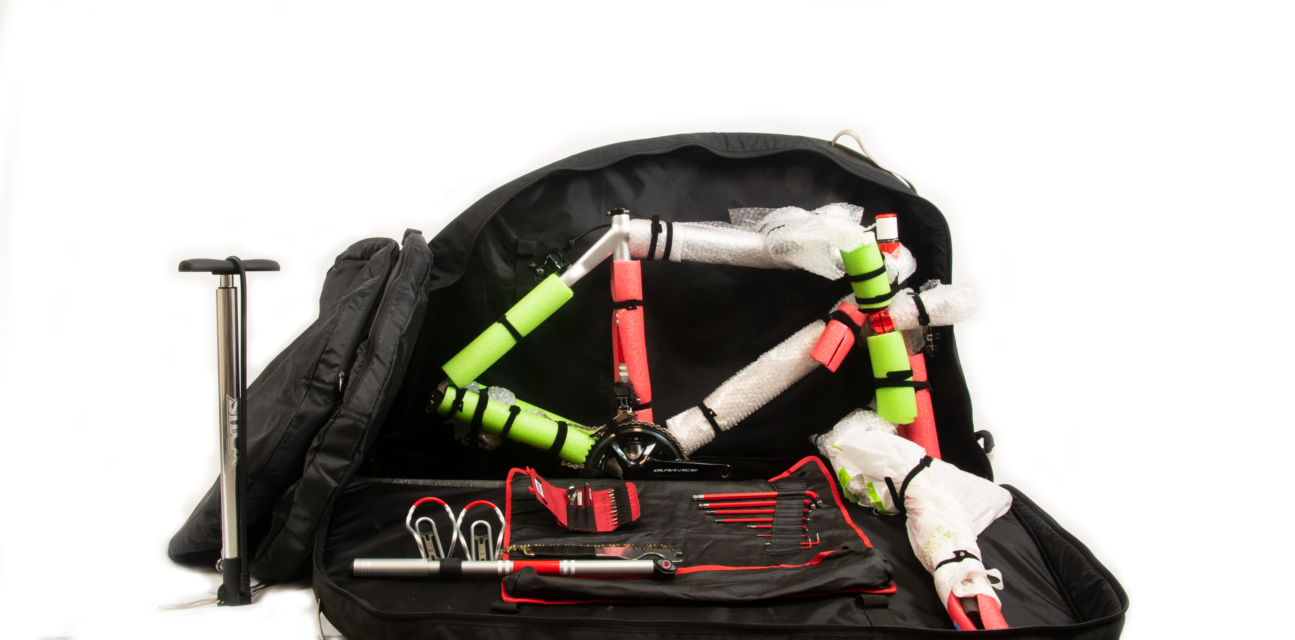 How to pack your bike for travel